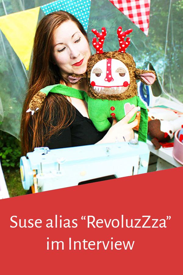 """Business-Heldinnen: Suse alias """"RevoluzZza"""" im Interview"""