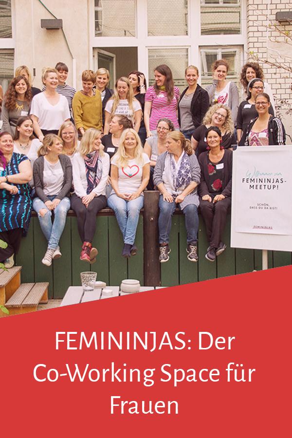 Femininjas - Der Co-Working Space für Frauen - Business-Heldinnen
