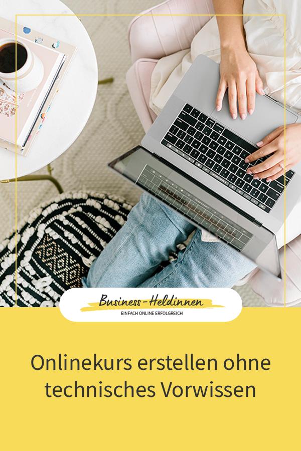 Eigenen Onlinekurs oder Online-Coachingprogramm erstellen - Unter 100 € und ohne Technikwissen