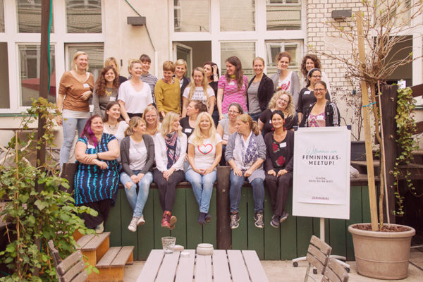 Heldinnen-Interview #5: Femininjas - Der Coworking-Space für Frauen