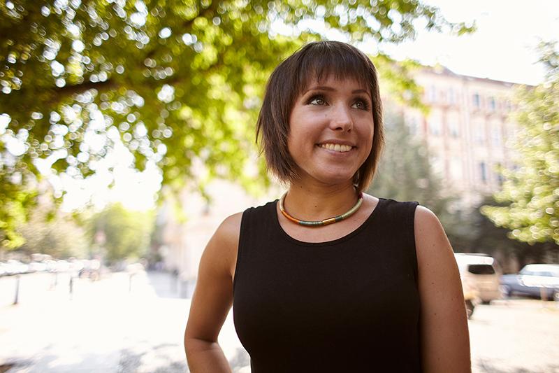 Heldinnen-Interview #1: Gina, die Glücksministerin