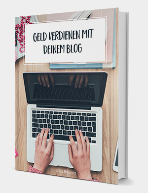 E-Book Geld verdienen mit deinem Blog