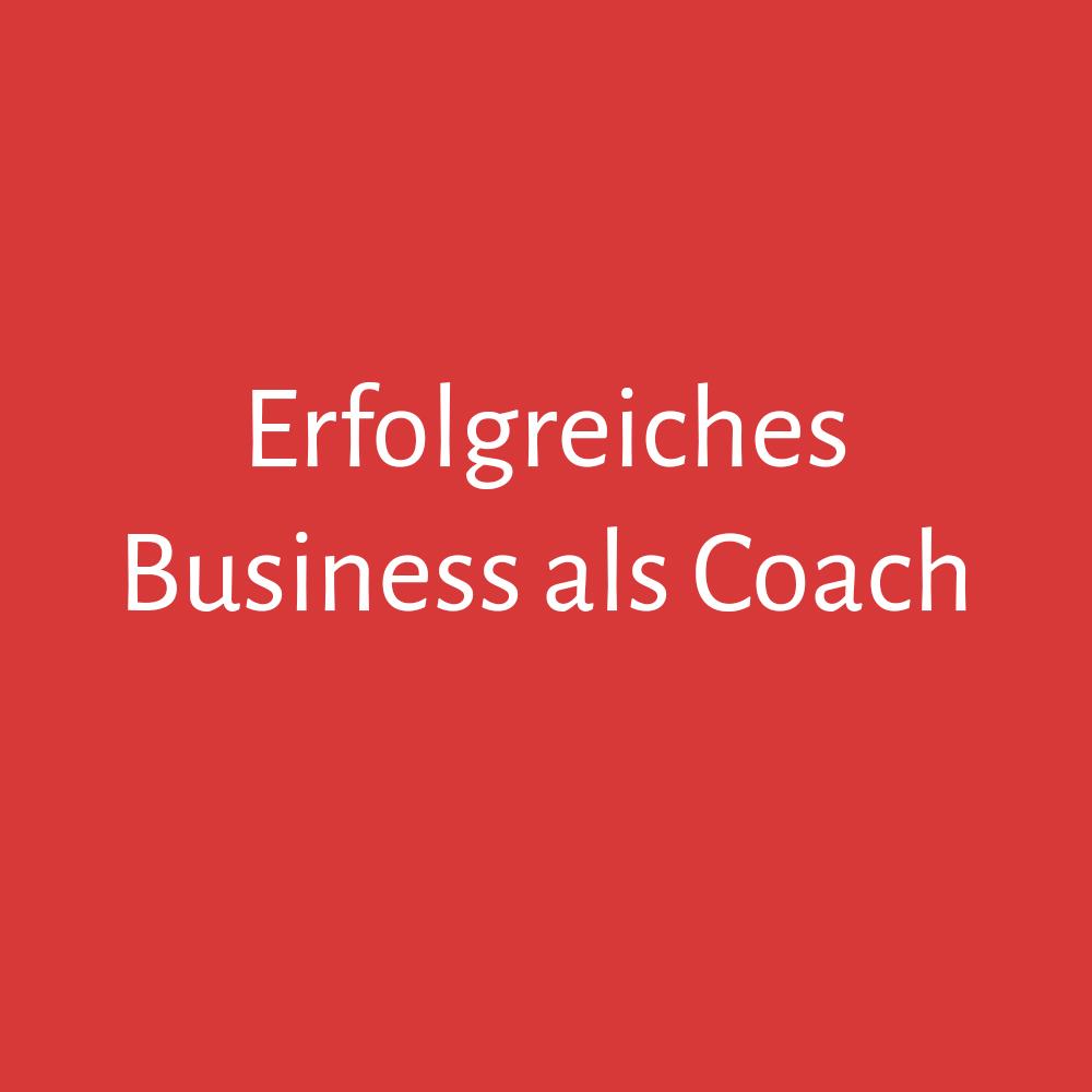 Wie du dein eigenes Coachingprogramm aufbauen kannst