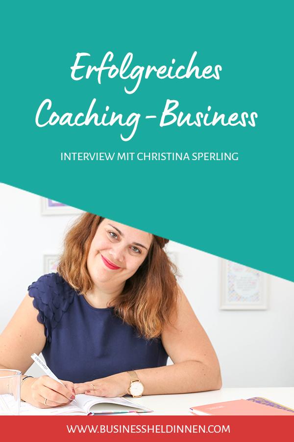 Erfolgreiches Business als Coach