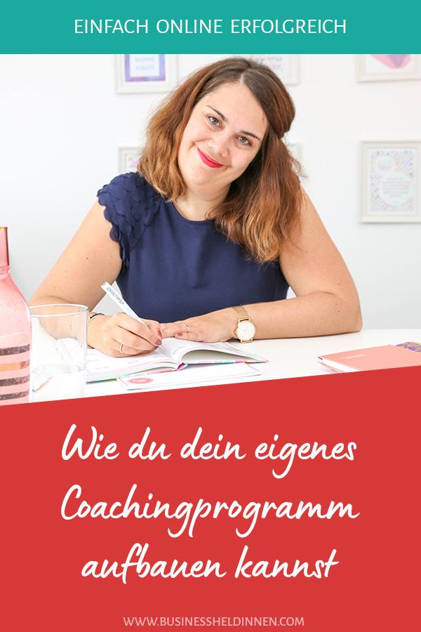 """Wie du dein eigenes Coachingprogramm aufbauen kannst - Interview mit Tina von """"Lead Yourself"""""""