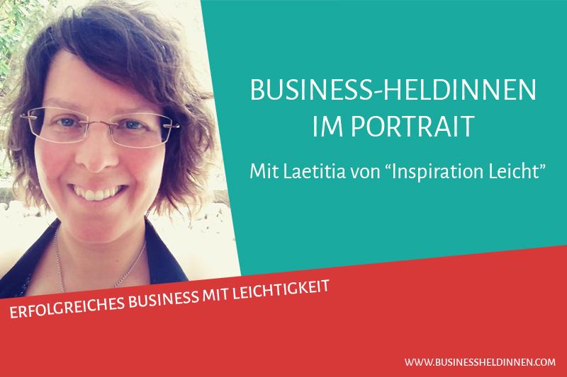 Wie du mit dem Gesetz der Anziehung dein Traumleben kreierst - Interview mit Laetitia Leicht