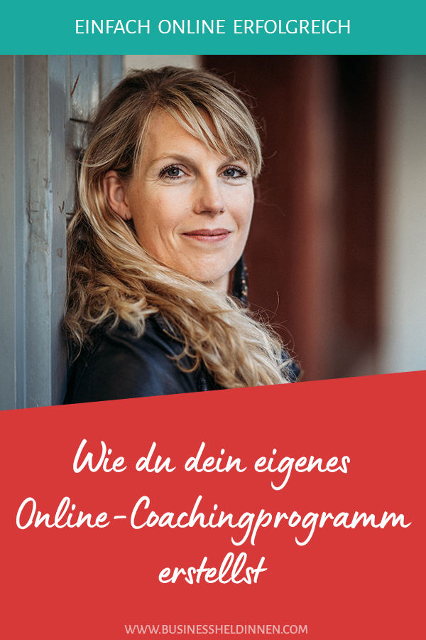 Wie du dein eigenes Online-Coachingprogramm erstellst: Interview mit Yvonne Schudel