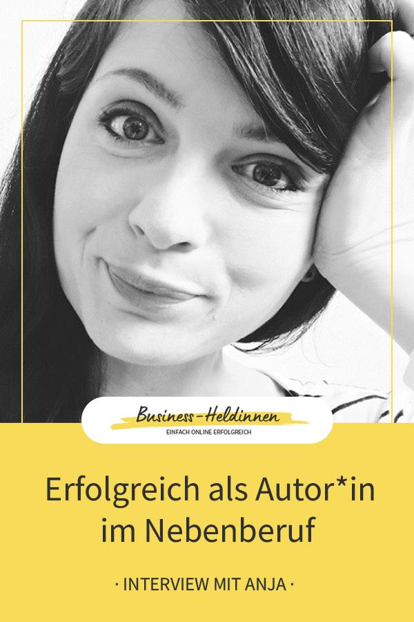 Erfolgreich als Autorin: Anja Baumheier im Gespräch