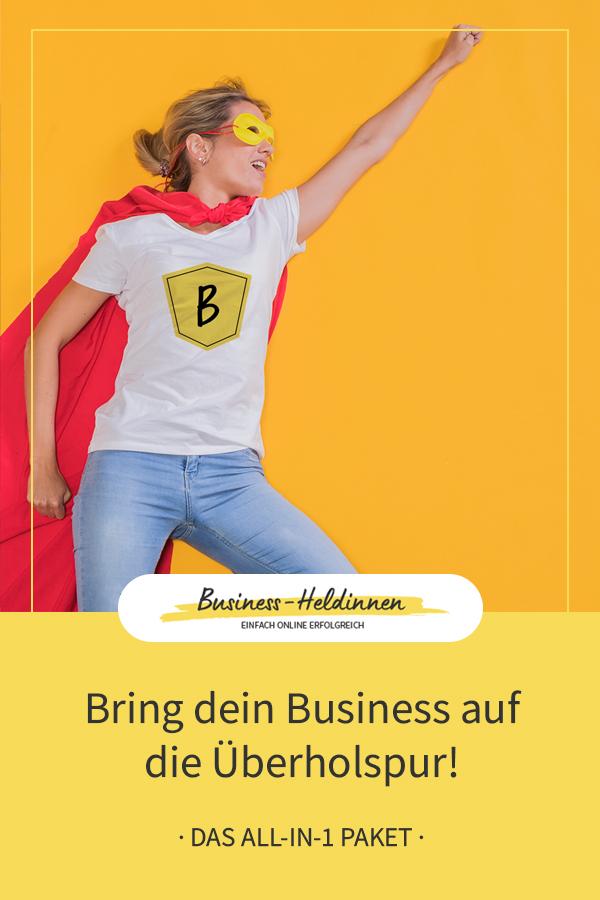 Premium Business-Booster Die All-in-1 Lösung für dein Onlinebusiness