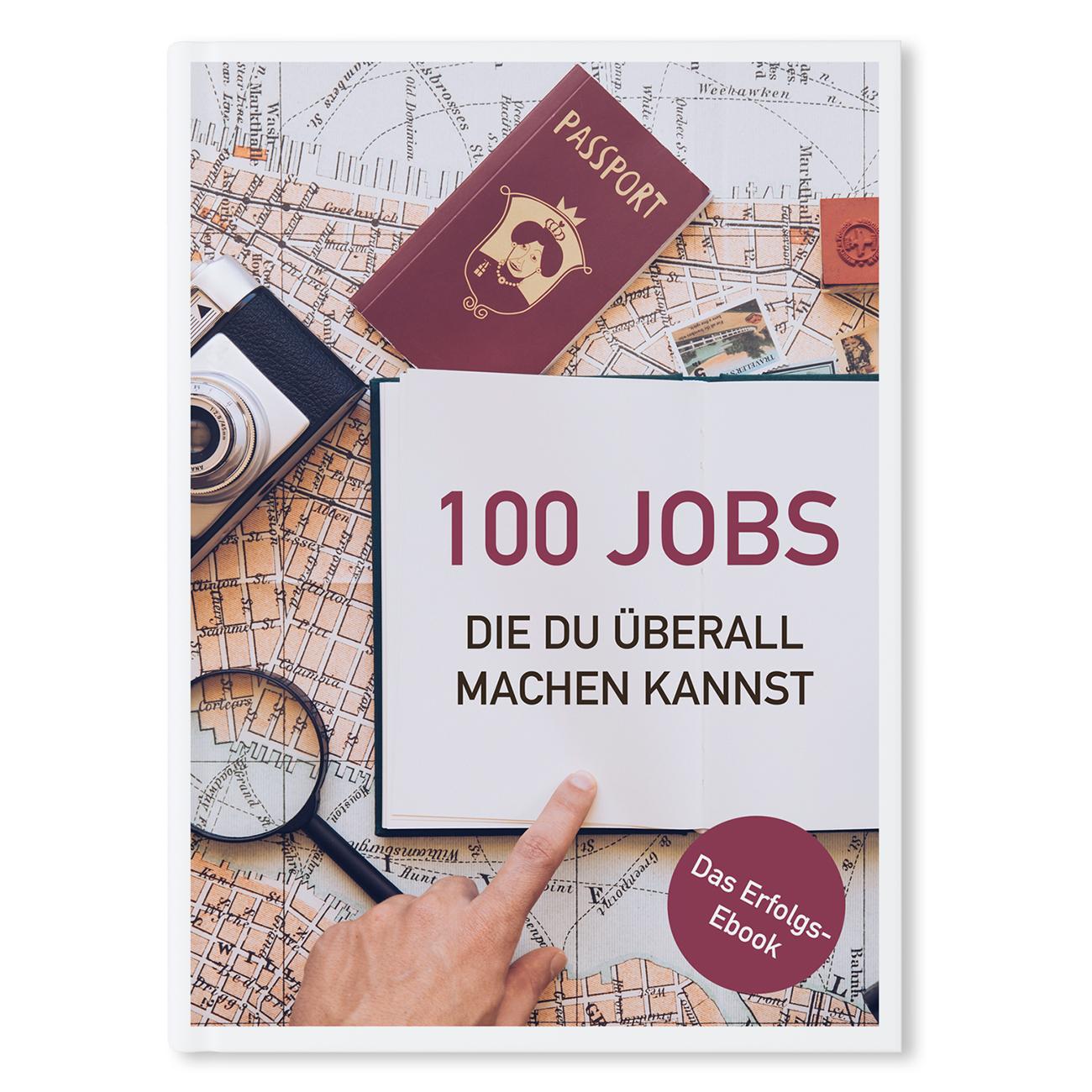 "Taschenbuch & E-Book ""100 Jobs"""
