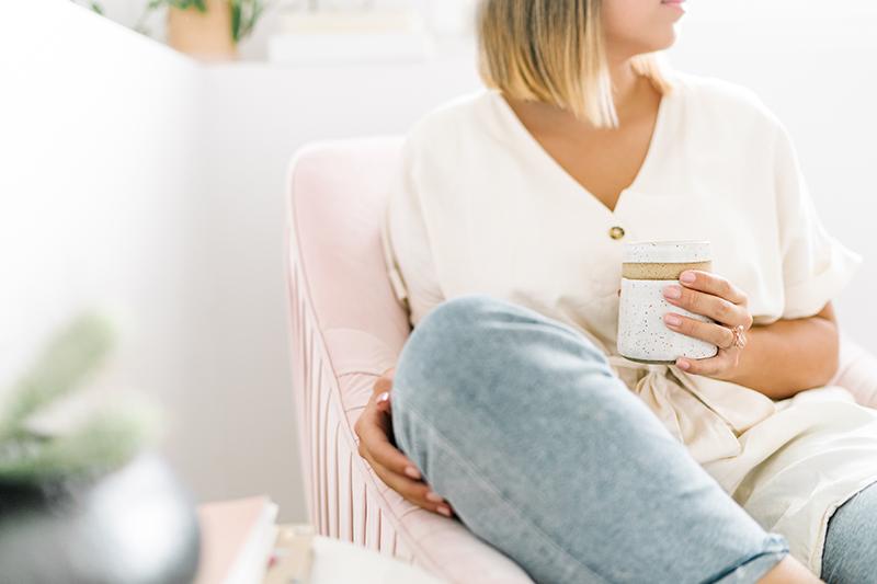 Achtsamkeit & Selbstfürsorge im Business: Mehr Entspannung & Leichtigkeit in deinen Arbeitsalltag bringen