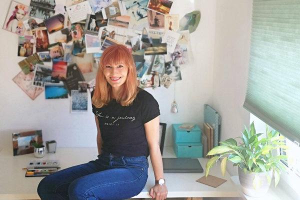 Erfolgreich als Modedesigner*in: Interview mit Anne von modekarriere.com