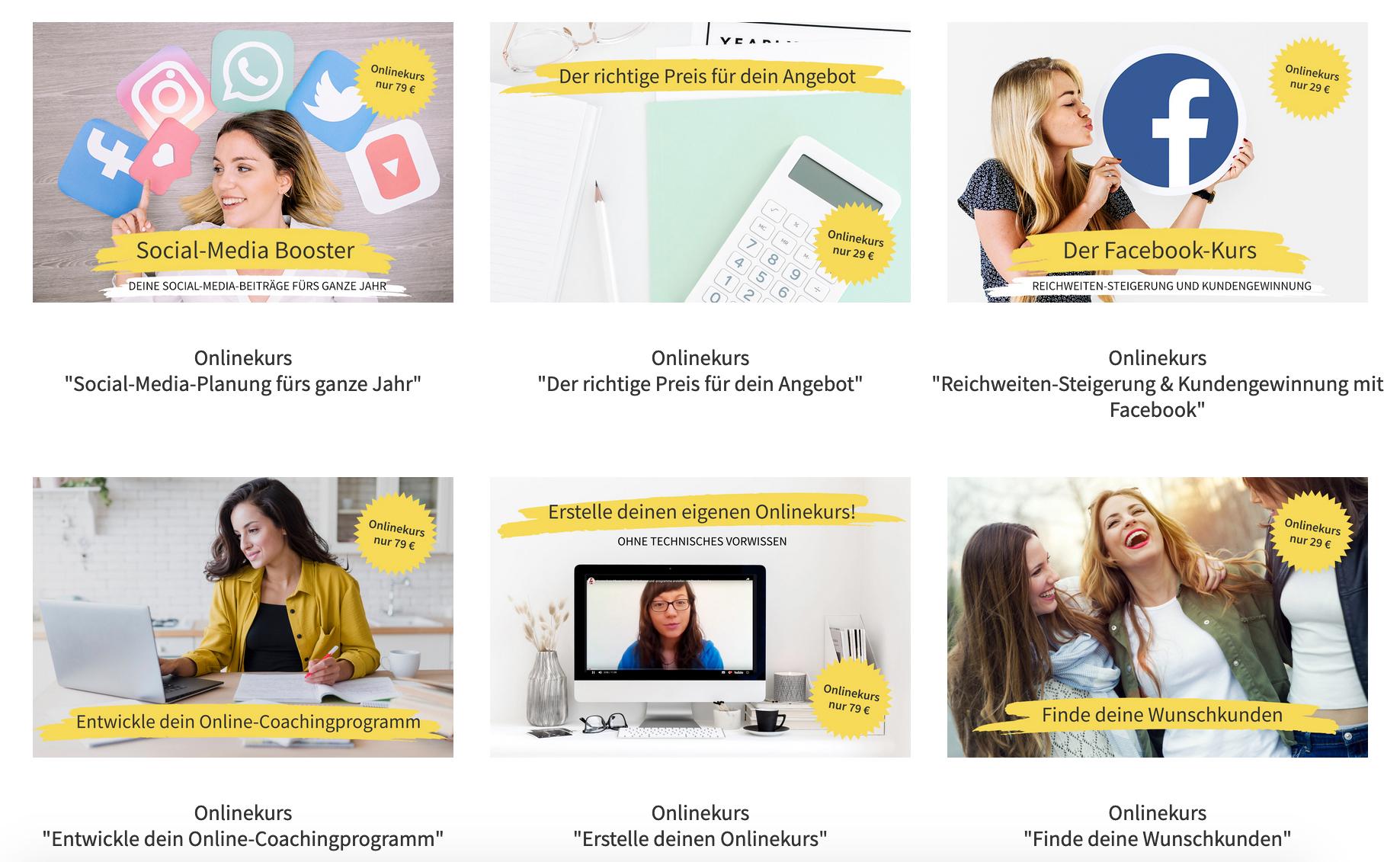 Businessheldinnen-Academy