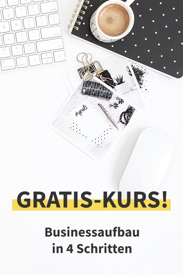 Gratis E-Mail-Kurs: Businessaufbau