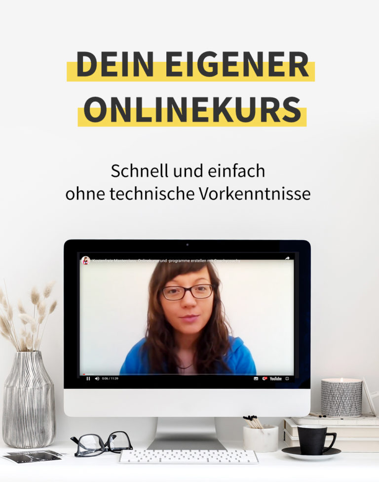 Dein eigener Onlinekurs