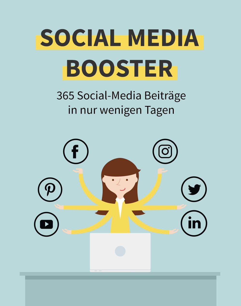 Kurs Social Media Booster