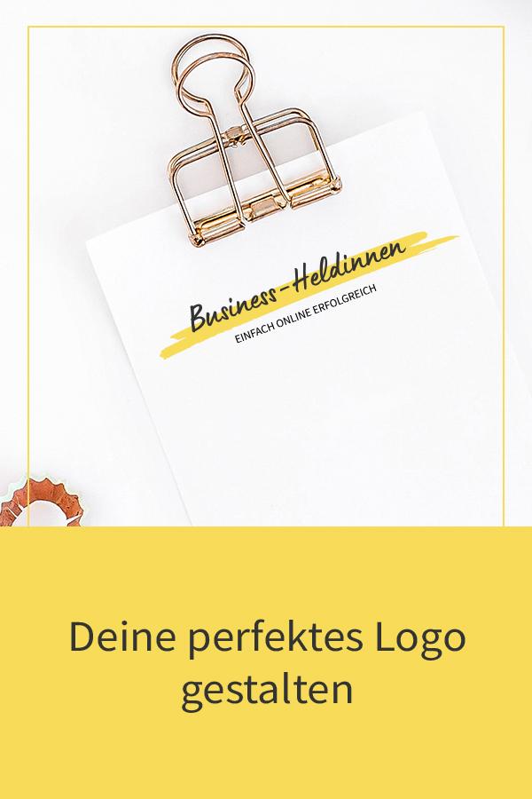 Dein perfektes Logo: Was du bei der Gestaltung beachten solltest