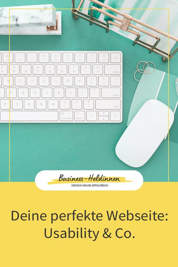 Deine perfekte Webseite: Warum Benutzerfreundlichkeit so wichtig ist (und was alles dazu gehört)