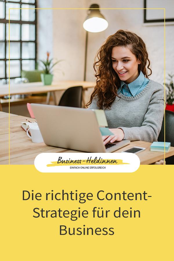 Warum eine Content-Strategie so wichtig für dein Business-Wachstum ist