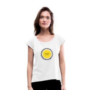 """T-Shirt """"Ich glaube an mich!"""""""
