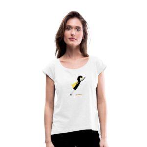 """T-Shirt """"Superheldin"""""""