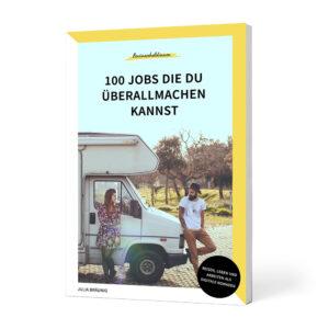 """Taschenbuch """"100 Jobs, die du überall machen kannst"""""""