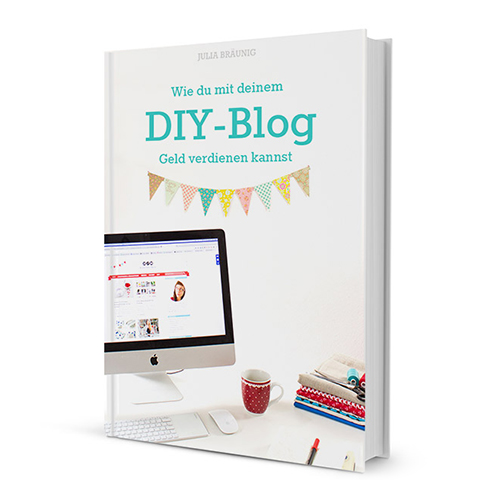 Buch: DIY Blog