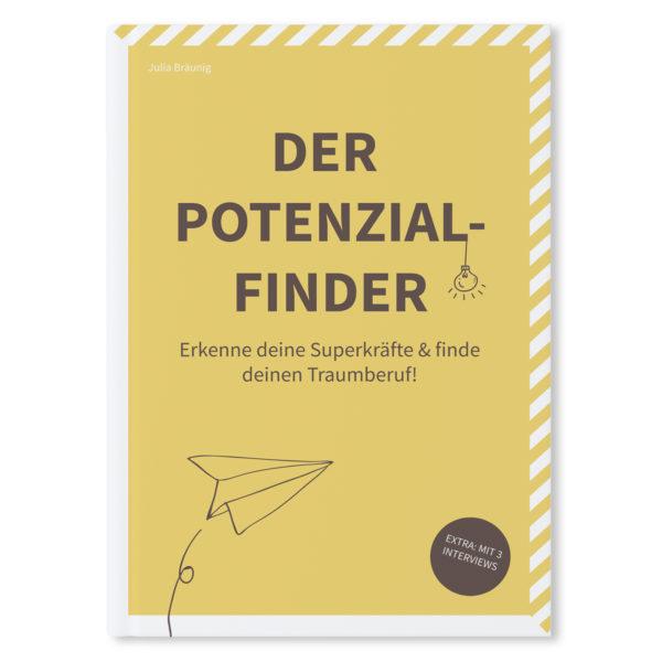 """Taschenbuch """"Der Potenzialfinder"""""""