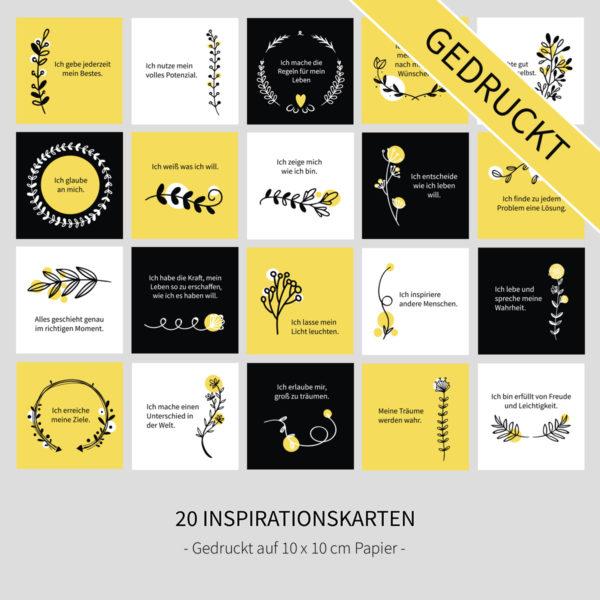 Inspirationskarten