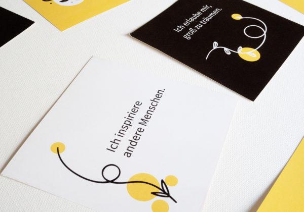 """Inspirationskarten - """"Businessheldinnen"""""""