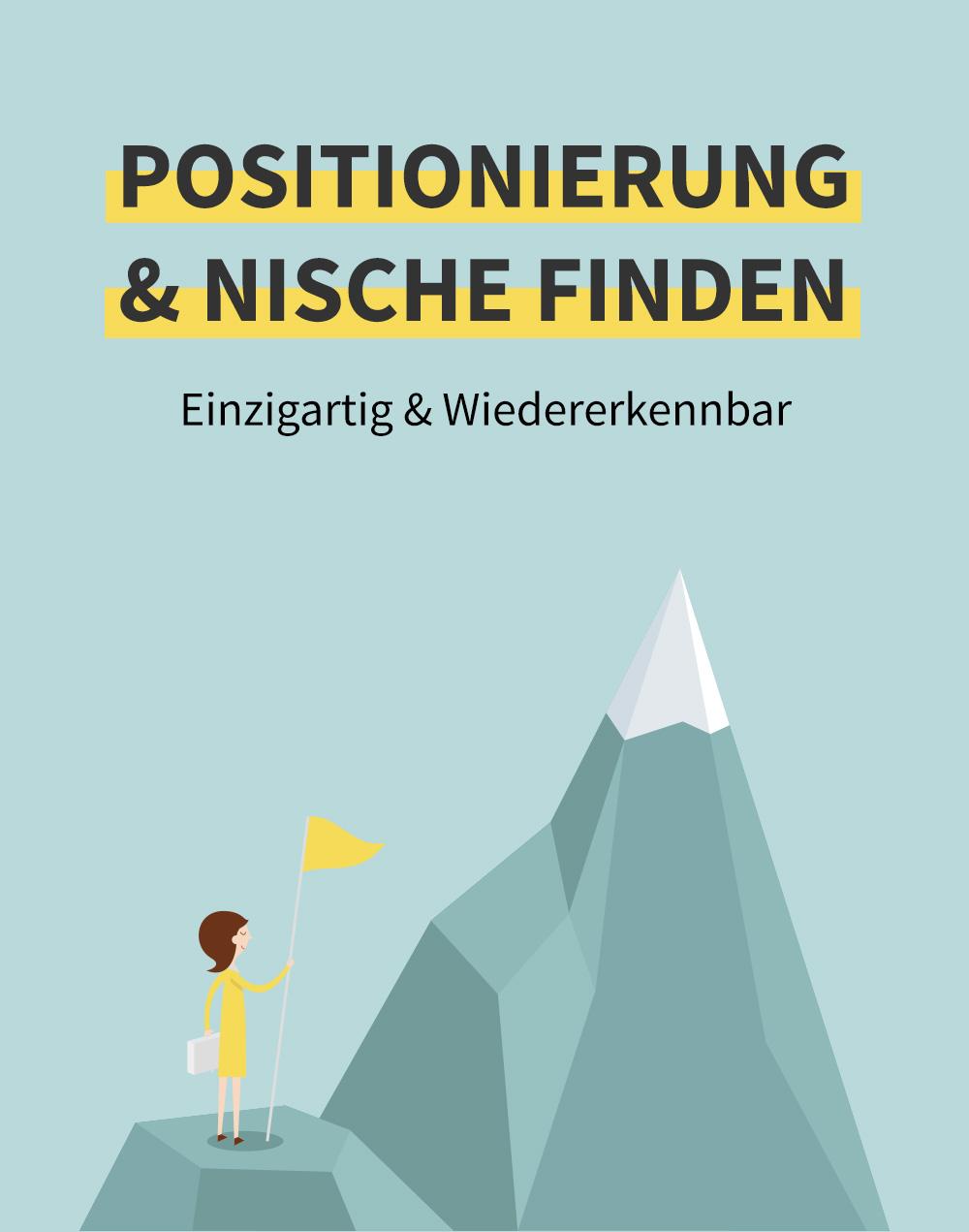 Positionierung & Nische finden