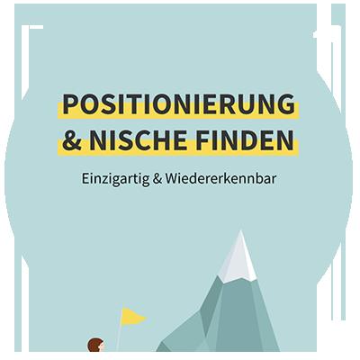 Positionierung & Nische
