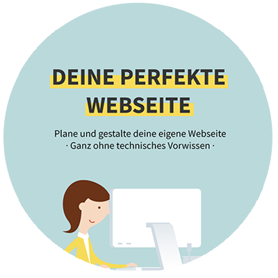 Perfekte Webseite