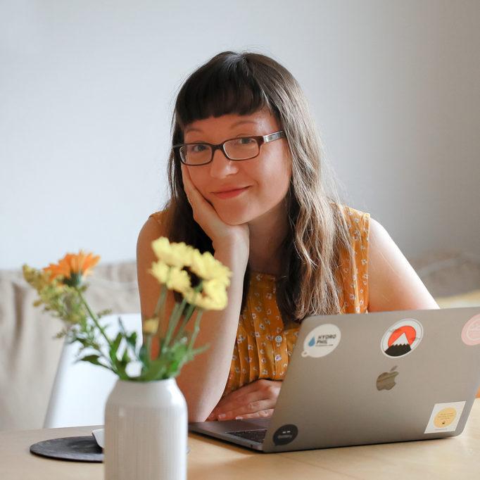 Business-Mentorin Julia Bräunig