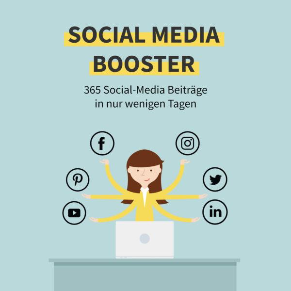 Onlinekurs: Social-Media Booster