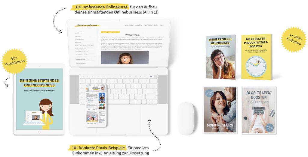 Dein sinnstiftendes Onlinebusiness