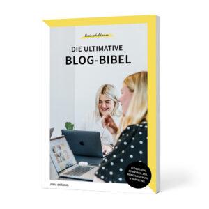Die ultimative Blogbibel