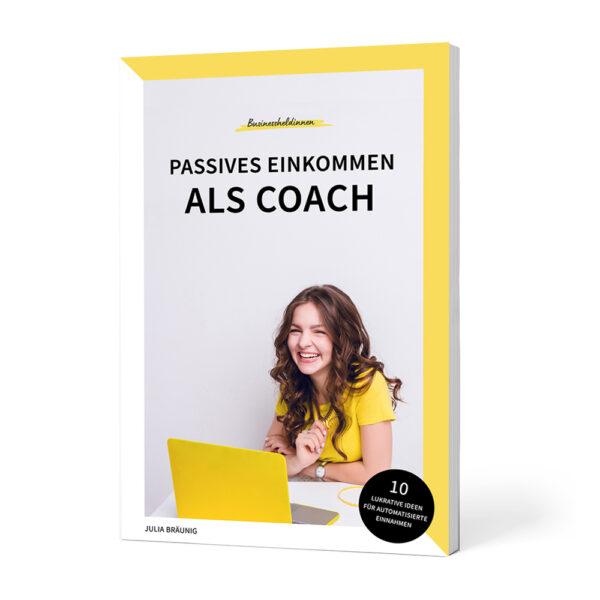 Passives Einkommen als Coach