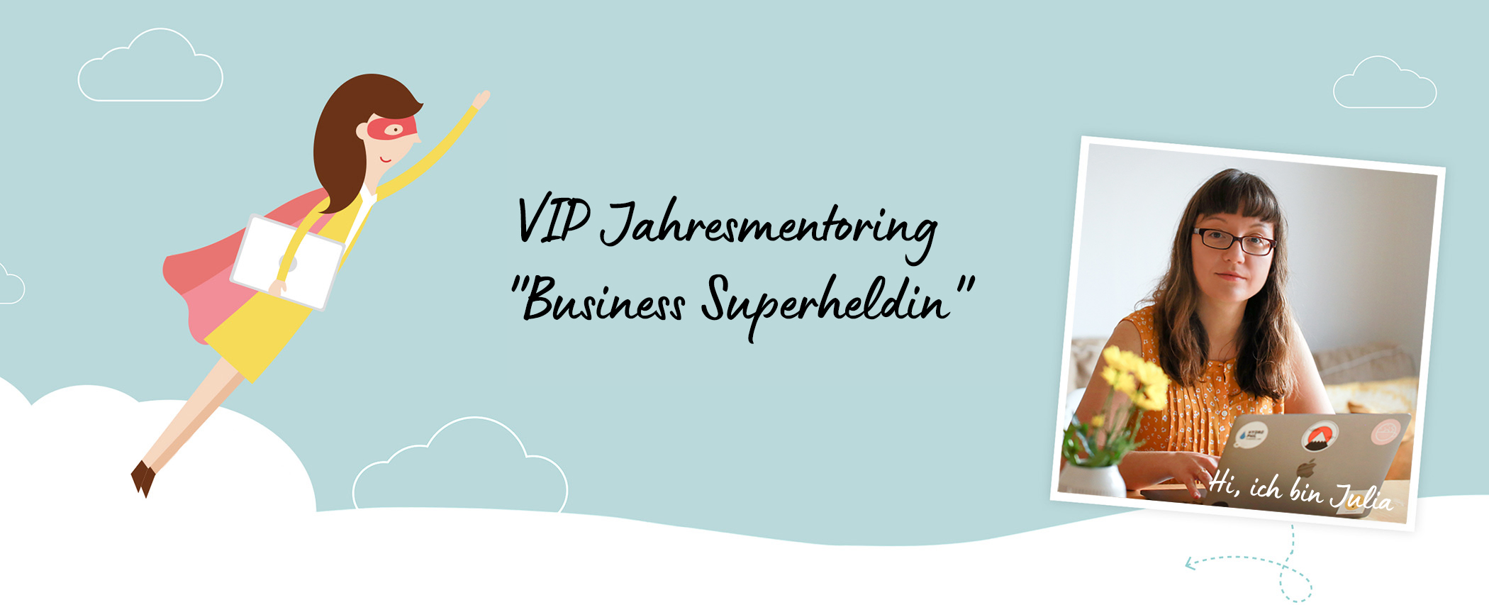 1 Jahr lang volles VIP-Empowerment & Business-Wissen