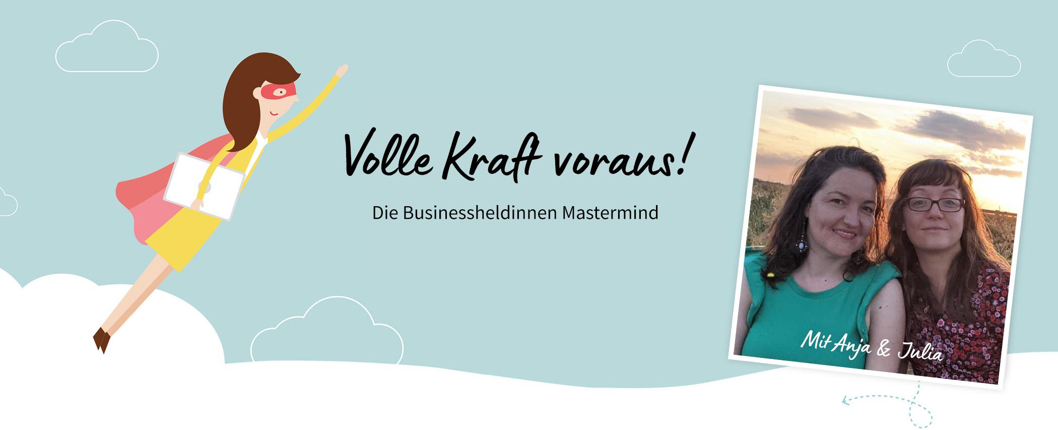 Businessheldinnen Mastermind